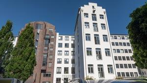 Foto Fassaden Steintwietenhof